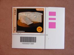 []1148)  Italia 2011  Made In Italy  Gorgonzola - Codice A Barre - 6. 1946-.. Repubblica