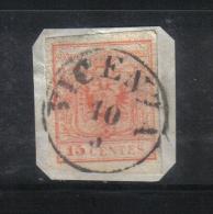 W1566 - LOMBARDO VENETO , Il 15 Cent Usato - Lombardo-Veneto