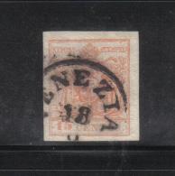 W1568 - LOMBARDO VENETO , Il 15 Cent Usato - Lombardo-Veneto