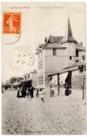 Valras Plage - Les Chalets Et Rue Française - France