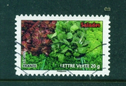 FRANCE  -  2012  Vegetables  Up To 20g  Used As Scan - France