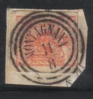 W1578 - LOMBARDO VENETO , Il 15 Cent Usato - Lombardo-Veneto