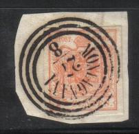 W1579 - LOMBARDO VENETO , Il 15 Cent Usato - Lombardo-Veneto