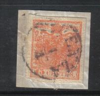 W1582 - LOMBARDO VENETO , Il 15 Cent Usato - Lombardo-Veneto