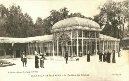 88-820 - VOSGES - MARTIGNY LES BAINS - Le Pavillon Des Sources - France