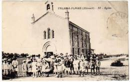 Valras Plage - Eglise - France