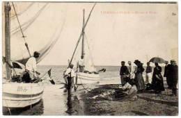 Valras Plage - Retour De Pêche - France