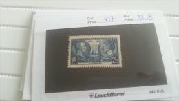 LOT 217892 TIMBRE DE FRANCE NEUF** N�427 VALEUR 18 EUROS