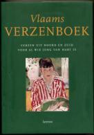 Vlaams Verzenboek - Verzen Uit Noord En Z Uid Voor Al Wie Jong Van Hart Is - Poésie