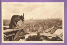 PARIS -  Notre Dame - Chimère - - Notre Dame De Paris
