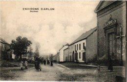 4 Vieux Cartes Postales Luxemburg  Stockem Stackem Wincrange AS Clervaux   Eglise  1906 CARPENTIER Fries EPPICIER - Other