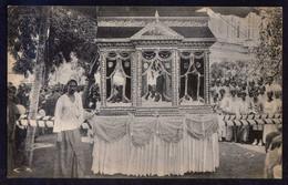 Sri Lanka. *Cremation Scene...* Ed. Plâté Ltd., Colombo, Nº 71. Nueva. - Sri Lanka (Ceilán)
