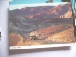 Palestina Judea Desert And Car - Palestina