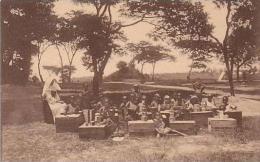 Belgian Congo Les Soeurs De La Charite A Elisabethville OEuvres Pour Indigenes - Belgian Congo - Other