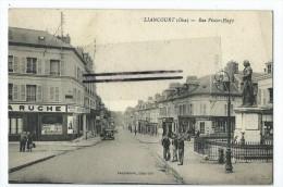 CPA -Liancourt - Rue Victor Hugo - Liancourt