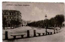 Livorno -  Viale Regina Margherita - Livorno