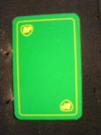 Playcard-Dos De Carte A Jouer,12 Cartes Avec Publicitè-Produits Pétroliers - Fina, Esso, Q8, Castrol,Shell, Elektrion - Cartes à Jouer