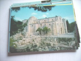 Israël Jeruzalem Jerusalem Bethesda Pool  Saint Ann - Palestina