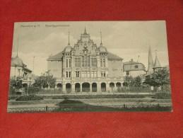 FRANKFURT AM MAIN  -  Goethegymnasium    -   1912  -  (2 Scans) - Frankfurt A. Main