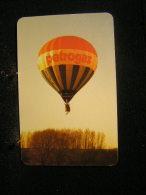 Playcard - Dos De Carte A Jouer,7 Dos De Cartes Avec Publicitè - Produits Gaziers  - Primagaz, Petrogaz, Gaz Elf, - Cartes à Jouer