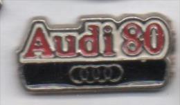 Beau Pin´s , Auto Audi 80 - Audi