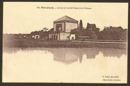 MARRAKECH Le Lac Et Le Petit Palais De La Ménara (Michel) Maroc Afrique - Marrakech