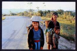 Northern Thailand. *Meo Tribes Or Hill Thai Inhabitants...* Circulada. - Tailandia