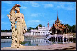 Ayudhya. *The Aisawan-thipya-at Pavilion. Royal Summer Palace...* Nueva. - Tailandia