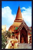 *The Staicase Leading To The Phara Pathom Chedi* Nueva. - Tailandia