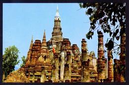 *Famous Chedee In Wat Temple...* Nueva. - Tailandia
