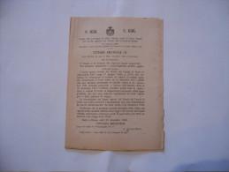 REGIO DECRETO BUONI AGRARI DEL MONTE DEI PASCHI DI SIENA PROROGA DI 5 ANNI DEL CORSO LEGALE   1906