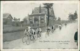 CYCLISME - Les Sports - Course De Bicyclettes Sur Route (PUB Bon Génie, Grands Magasins) - Cyclisme