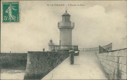 17/LA ROCHELLE, LA PALLICE, L'entrée Du Port - La Rochelle
