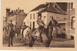 Lembecq - Etat-Major De Pâques - Halle