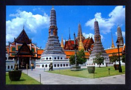 Bangkok. *One Of The Interesting Part Inside The Famous Wat Temple...* Nueva. - Tailandia