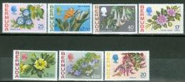 Bermuda 1975 Flowers MNH** - Lot. 2789 - Bermudes