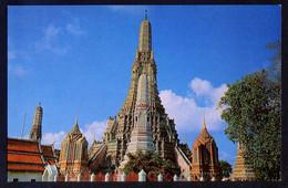 Bangkok. *The Great Pagoda Of Wat Arun, Temple Of Dawn...* Nueva. - Tailandia