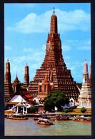 Bangkok. *Wat Aroon, Temple Of Dawn...* Nueva. - Tailandia