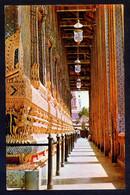 Bangkok. *A Part Of Wat Phra Keo...* Circulada. - Tailandia