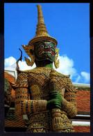 Bangkok. *Giant Guardian At Wat Phra...* Nueva. - Tailandia