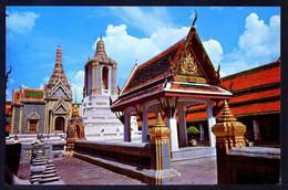 Bangkok. *The Emerald Buddha Temple...* Nueva. - Tailandia