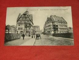 FRANKFURT AM MAIN  -    Römer  - Hof Im Hause Wanebach - Frankfurt A. Main