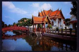 Bangkok. *Wad Benjamabopit, Marble Temple...* Nueva. - Tailandia