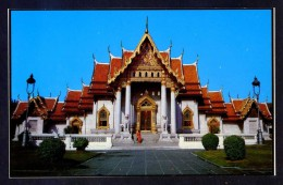 Bangkok. *Wad Benjamabopit, Marble Temple...* Meds: 94x143 Mms. Nueva. - Tailandia