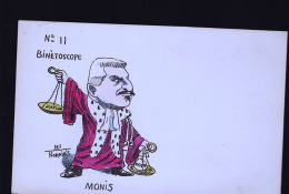 BINETOSCOPE LES NORWIN S    MONIS - Norwins
