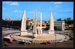 Bangkok. *Democrancy Monument...* Nueva. - Tailandia