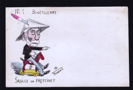 BINETOSCOPE LES NORWIN S           SAULCE DE FREYCINET - Norwins