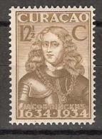 Nederlandse Antillen Curacao 111 MNH; 300 Jaar Gezag Op Curacao - Curaçao, Nederlandse Antillen, Aruba