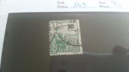 LOT 217990 TIMBRE DE FRANCE OBLITERE N�149 VALEUR 20 EUROS