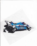 Gitanes Talbot - Michelin Formule 1 - Automobile - F1